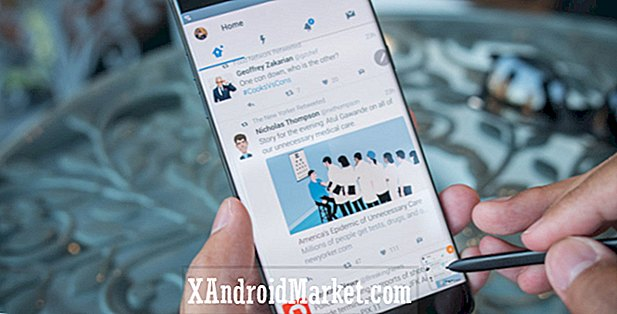 "Rapportera: Samsung Galaxy Note 8 kodnamn ""Great"""