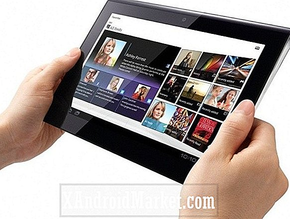 Sony Tablet S skal lanceres i Canada den 14. september