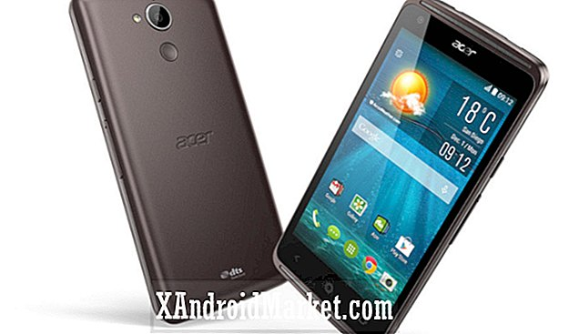 Acer annonce son smartphone Liquid Z410 compatible 4G