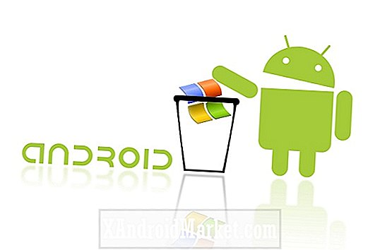 Kan Google Android overta Microsoft Windows innen 2016?