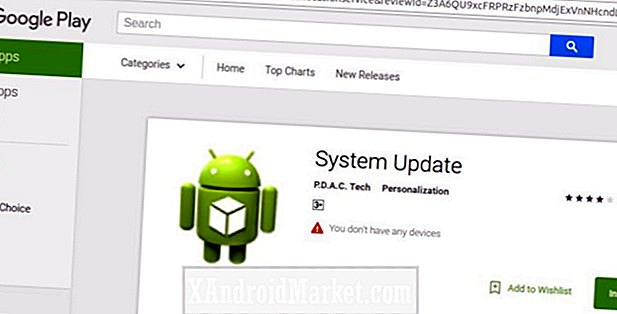 "Google supprime la fausse application ""System Update"" de Play Store"
