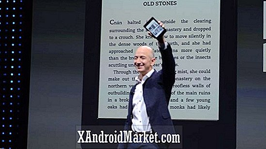 Kindle Paperwhite es oficial, y se ve increíble