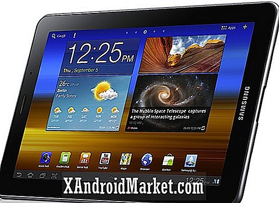 "Galaxy Tab 7.7 ""Finalmente trae SuperAMOLED + a tabletas"