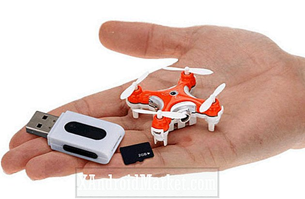 De 'World's Smallest Camera Drone' is nu te koop voor $ 24