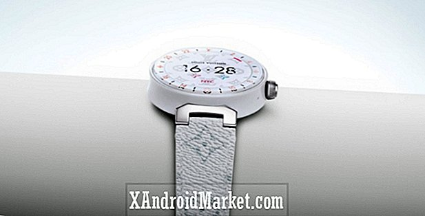 New Louis Vuitton Tambour Horizon heeft SD 3100, 8GB opslag (Update: prijzen)