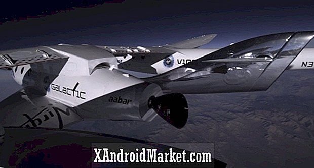 Google angiveligt talte for at investere i Virgin Galactic