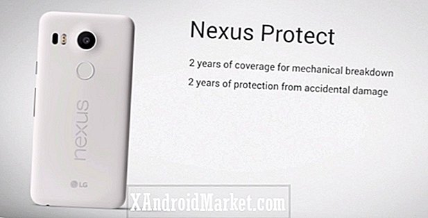 De Nexus Protect-website is live en onthult meer programmagegevens