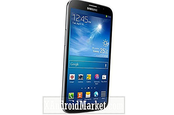 Emerge Samsung Galaxy Mega mains sur les images