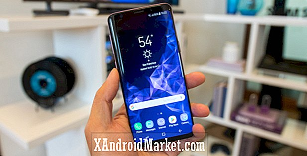 Samsung Galaxy S9 supera al iPhone X como la mejor pantalla para teléfonos inteligentes, dice DisplayMate