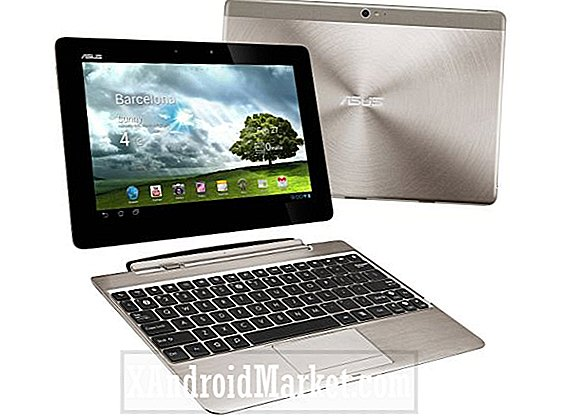 Android 4.1 Jelly Bean nu ut ur ASUS Transformer Pad Infinity