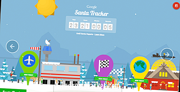 Google Santa Tracker opdateret til 2014, bringer Chromecast og Android Wear support