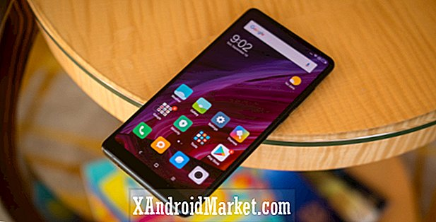 Xiaomi Mi Mix 2: Great specs, men et par ting mangler