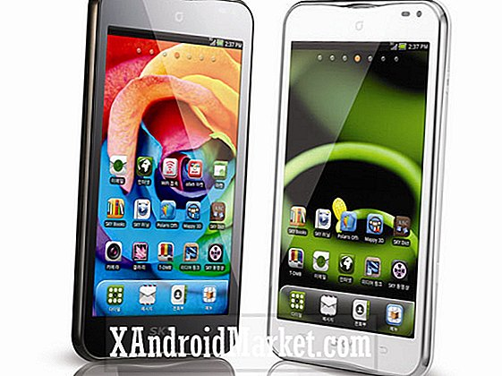 Pantech at frigive dual-core 1,5 GHz smartphone med 4,5inch 720p display