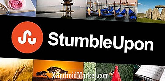 Det nye utseendet til StumbleUpon for Android