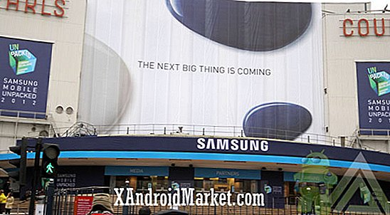 Samsung Galaxy S3 Release Date Lækager