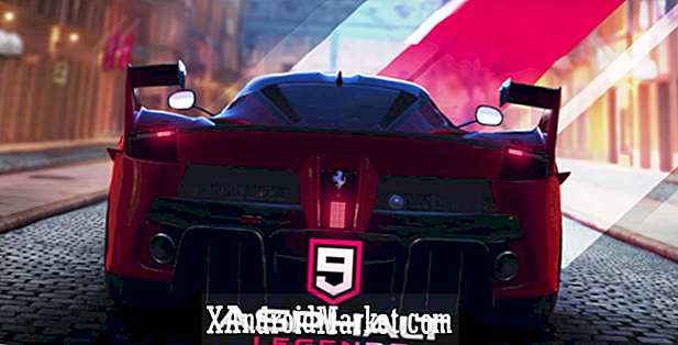 Asphalt 9: Legends maintenant disponible sur Google Play (Mise à jour)