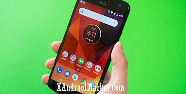 Android 8.1 Oreo se dirige vers la version américaine d'Android One Moto X4