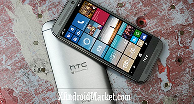 HTC One M8 kommer nu i Windows Phone smag