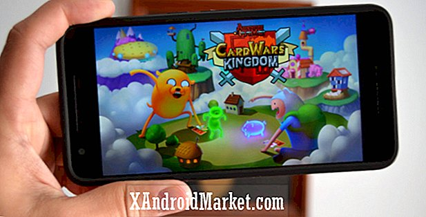 Adventure Time: Card Wars Kingdom se bat pour le Play Store