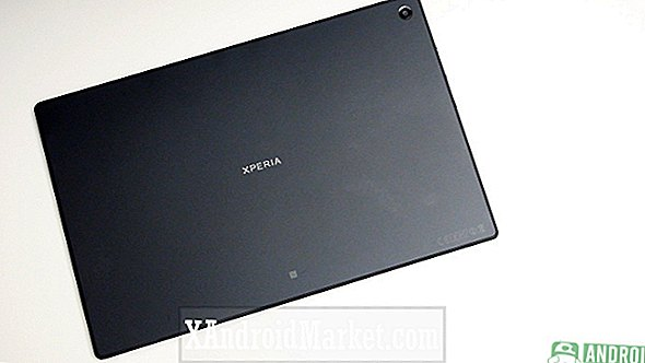 Xperia Tablet Z Wi-Fi Android 4.3 Jelly Bean opdatering nu tilgængelig