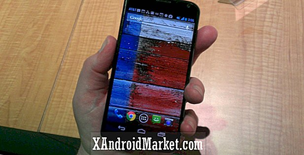 Sprint Moto X lanceringsset voor $ 199,99, inclusief Lifetime Unlimited Guarantee
