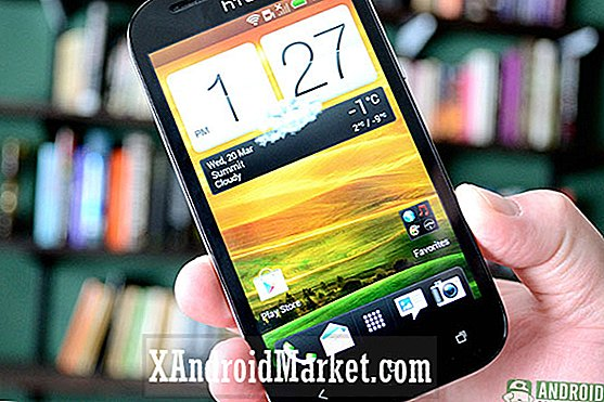 HTC One SV Review!