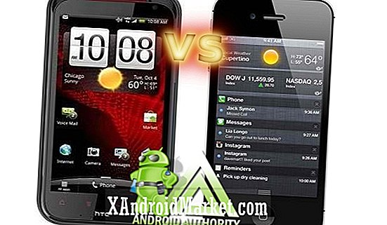 HTC Rezound vs iPhone 4S: Real Rivals
