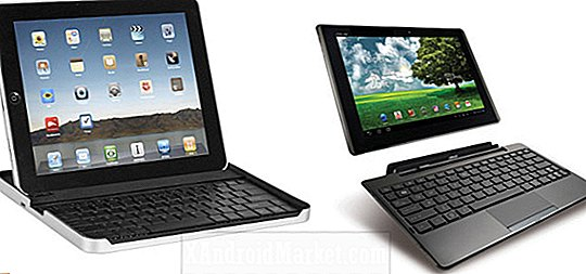 Apple kopierar Asus Eee Pad Transformator?