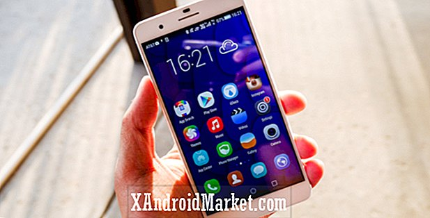 Huawei Honor 6 Plus vurdering