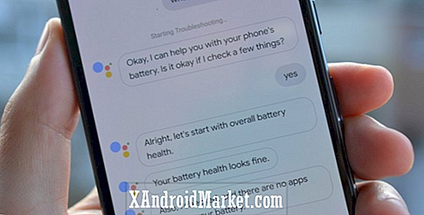 Pixel 2 kan aktivere en mobil Google Assistant-guiden for at løse enhedsproblemer