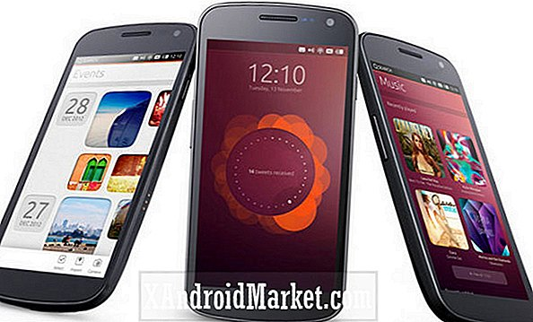 Ubuntu komt naar high-end smartphones in 2014