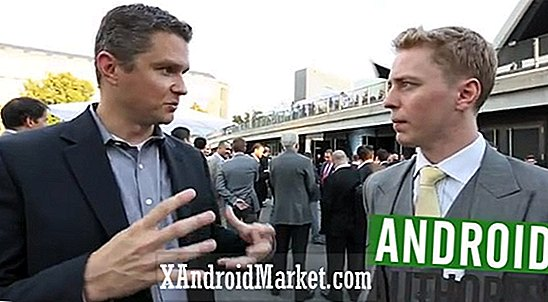 Eksklusivt interview: Samsung exec aktier inde scoop på Galaxy Note 2 [video]