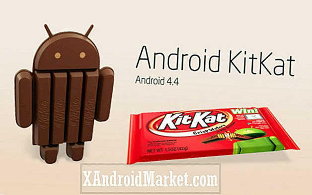 Samsung Galaxy Note 3 (SM-N900) KitKat opdatering ruller ud