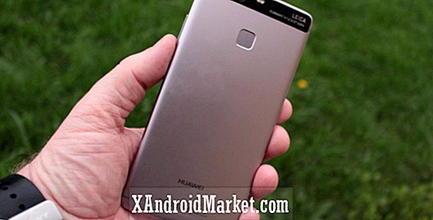 Android 7.0-preview lekt voor de Huawei P9