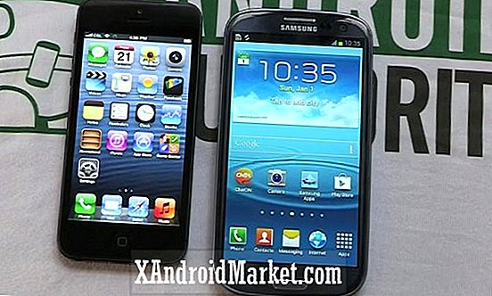 comScore: Apple is nog steeds de beste smartphone-maker, dus Samsung wint marktaandeel in de VS.