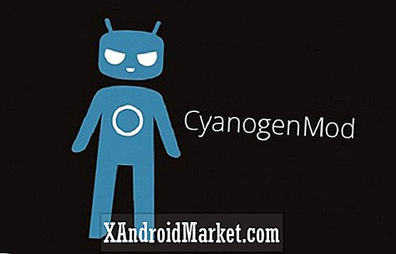 Officielle CyanogenMod nightlies til rådighed for Galaxy Note og Galaxy Note II