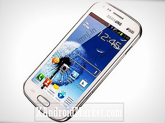 Samsung Galaxy S Duos specificaties onthuld