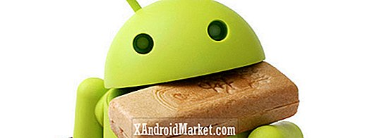 Android 2.4 Ice Cream - rygter rundt omkring