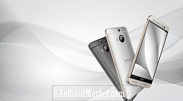 "HTC annoncerer One M9 + ""Supreme Camera"" Edition"