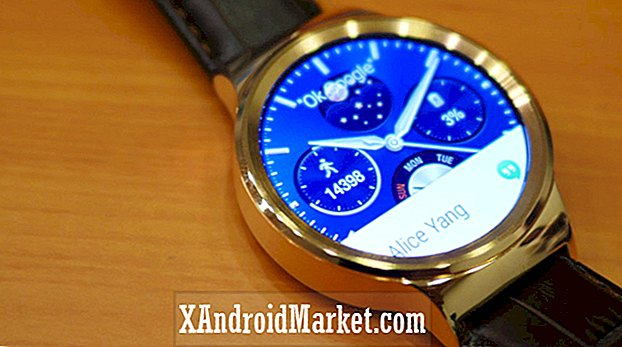 Informe: Huawei Watch se retrasará en China hasta 2016