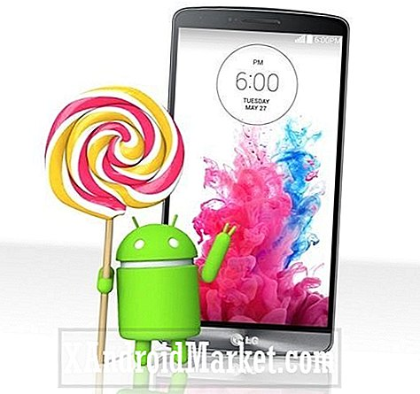Video: Android Lollipop lækager vises for LG G3 F400S og D855