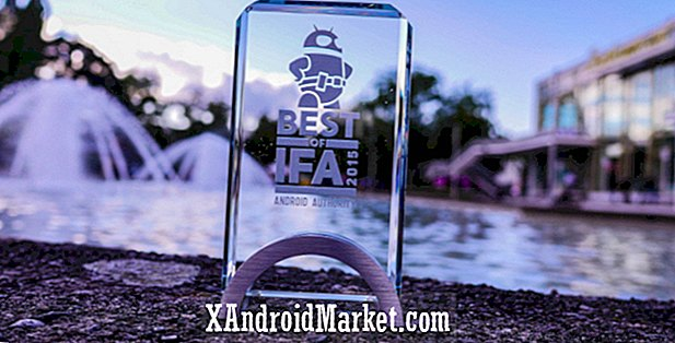 Android Authority cette semaine - 13 septembre 2015