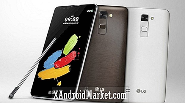 LG Stylus 2 annoncerede forud for MWC 2016