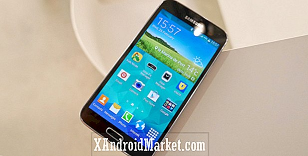 Verizon Samsung Galaxy S5 pre-order side går live