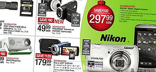 Shopko Black Friday annonsen inkluderer $ 149,99 Kindle Fire, $ 297.99 Nikon Coolpix S800c Android kamera og andre Android avtaler