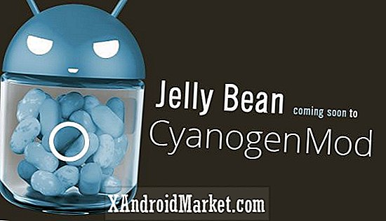 Galaxy Note CyanogenMod 10 (Jelly Bean) vista previa ya está disponible
