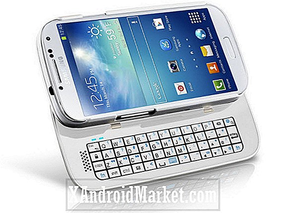 Samsung Galaxy S4 slide-out tastaturetui til rådighed for 79,99 dollar