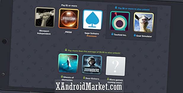 Humble Mobile Bundle 21: Sage Solitaire, simulateur de chèvre, kickers et plus
