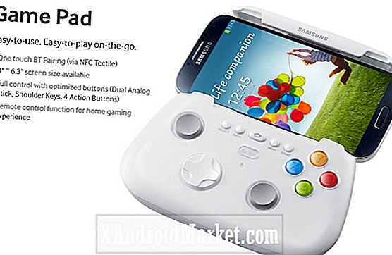 Samsung Galaxy S4 Game Pad går op for forudbestilling til ... $ 113