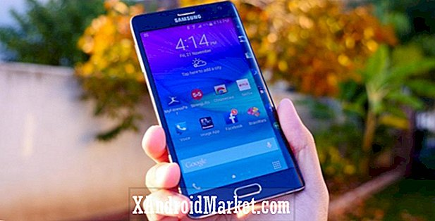 T-Mobile lanza la actualización de Lollipop al Samsung Galaxy Note Edge